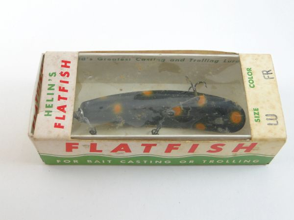 Helin Flatfish New in Box