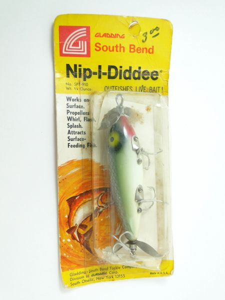 South Bend T 910 YP NIP-I-DIDDEE NEW OLD STOCK