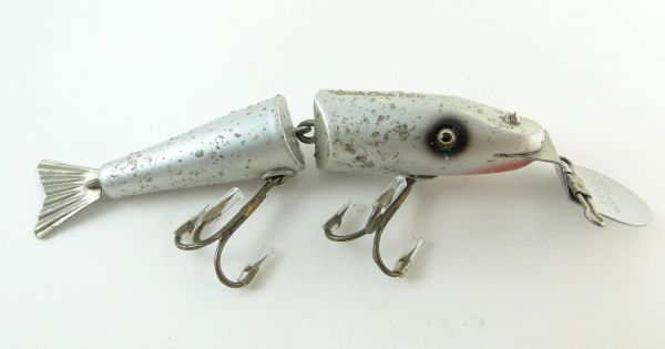 Creek Chub Peter's Special 2600DD SPECIAL in a VERY RARE COLOR