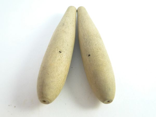 """Paw Paw Factory Lure Blanks 3-1/4"""" Wood"""