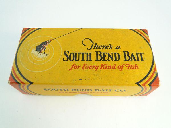 South Bend Fish Oreno 953 F FROG Box