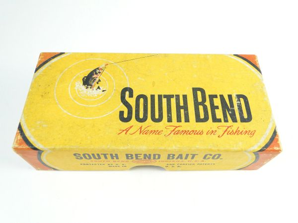 South Bend 973 SF Bass Oreno Box