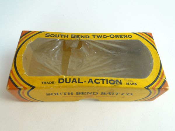 South Bend 975 RW Two Oreno box