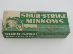 Shur Strike TOUGH BOX stamped S7400