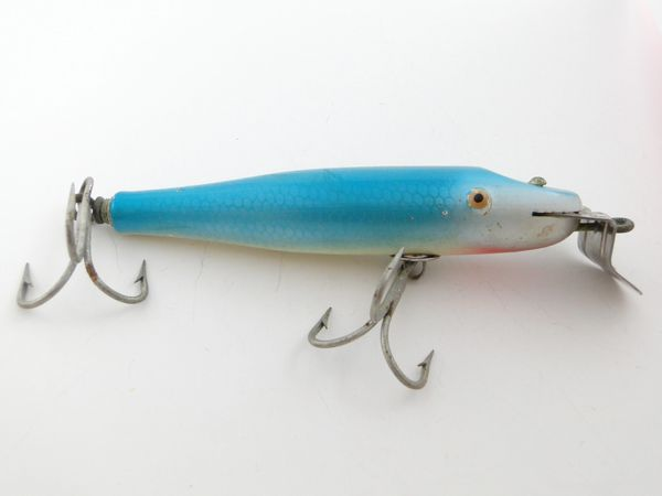 Creek Chub 707 SW Salt Water Pikie Minnow VG+