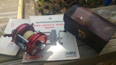 SOLD!!! ABU Ambassadeur 5000 Fishing Reel FREE SHIPPING