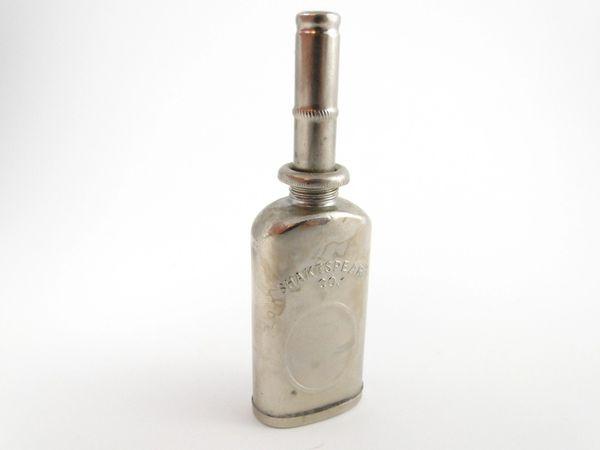 Shakespeare Fishing Reel Metal Oil Bottle MADE IN USA