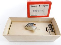 Heddon Fly Rod Punkinseed Fishing Lure Model 930 in Crappie NEW OLD STOCK in BOX