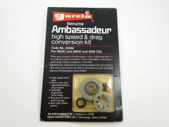 ABU Ambassadeur 5000C 6000C & 5000 CDL High Speed Conversion Kit NEW OLD STOCK