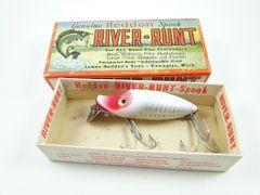 Heddon River Runt Spook 9110 XRW NEW IN BOX