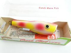 SOLD!!! Creek Chub Husky Plunker 5838 PEARL SPOT Beautiful NEW IN CORRECT BOX!