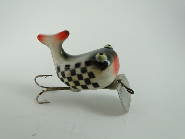 Heddon Hi-Tail SPECIAL RARE Indy INDIANAPOLIS 500 SERIES Fishing Lure MODEL 305