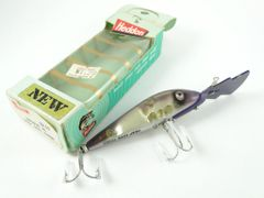 Heddon Deep Dive Tiger EX in Box DD 1010 PL