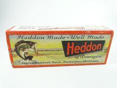 Heddon 7500 RH Vamp Banner BOX with Insert Card