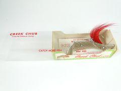 Creek Chub Cohokie in Red 1000 UNUSED