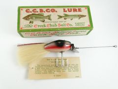 Creek Chub Midget Dinger 6105 new in box with hangtag