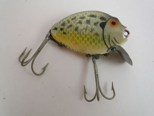 Heddon 730 Punkinseed in Crappie Wood Lure