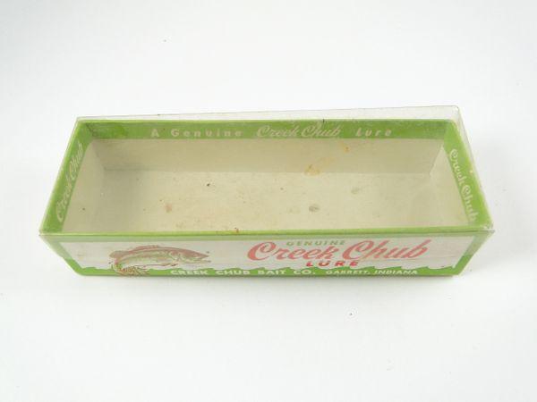 Creek Chub Box for Wigglefish In Perch Model 2401