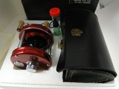 ABU Ambassadeur 5000 Fishing Reel Near Mint In Box With Goodies!