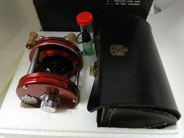 ABU Ambassadeur 5000 Fishing Reel Near Mint In Box With Goodies!