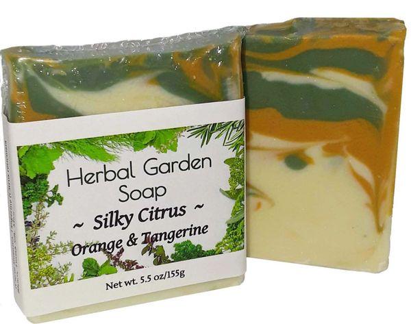 Orange & Tangerine - Silky Citrus