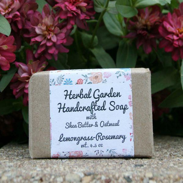 Lemongrass/Rosemary