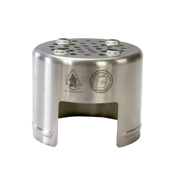 Pathfinder Stainless Steel Bottle Stove