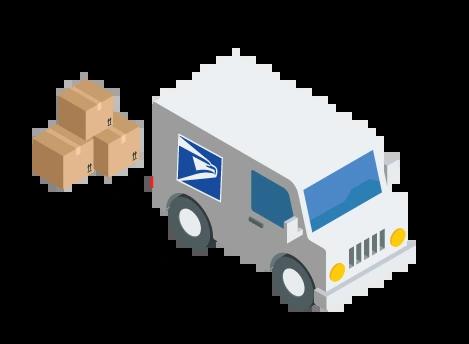 Promotional International Shipping