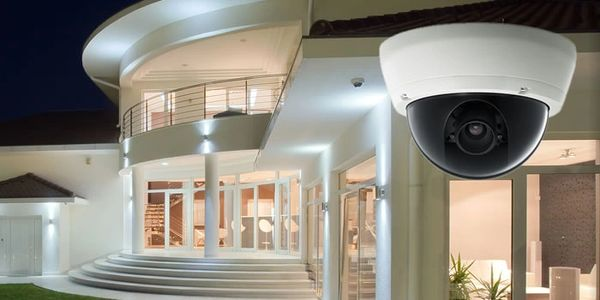 Security Camera Systems for Residential and Commercial CCTV Video Surveillance Installation