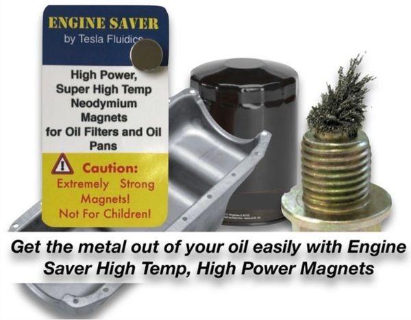 ENGINE SAVER HIGH TEMP MAGNETS