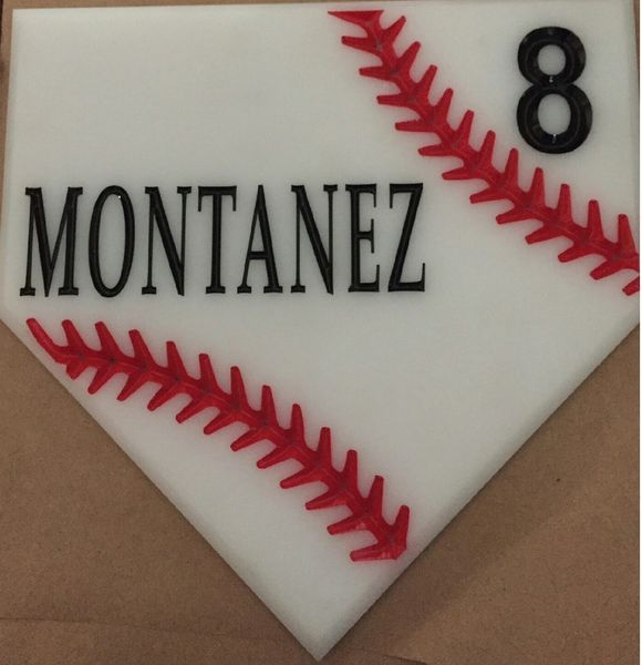 Custom Sign- Little League