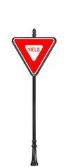 STREET SIGNS-(31) 30-IN YEILD