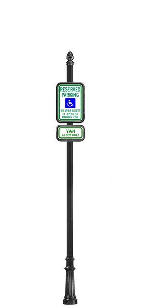 STREET SIGNS-(31)12X18 HANDICAP