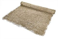 Coconut Blanket - Straw
