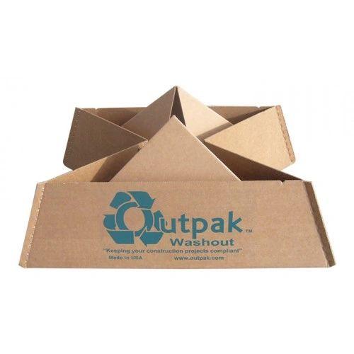 Outpak Washout Box