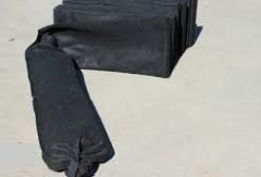 Silt Sock - HDPE Fabric