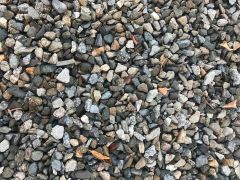 Birds Eye Gravel #5 (Various types available, call for details)