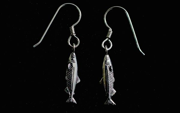 Salmon Earring - Single