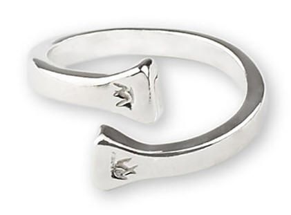 Equestrian Friendship Ring 'Side By Side'