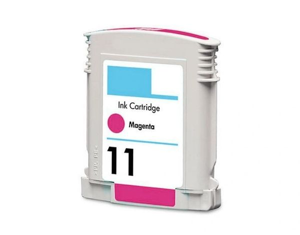 Dubaria 11 Magenta Ink Cartridge For HP 11 Magenta Ink Cartridge