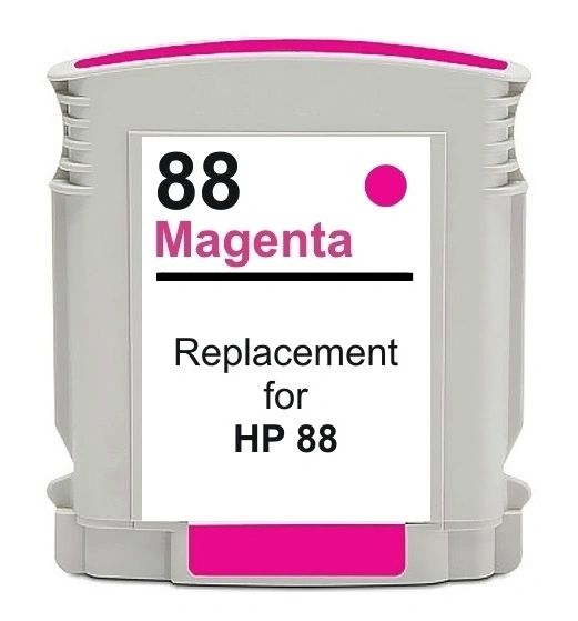 Dubaria 88 Magenta Ink Cartridge For HP 88 Magenta Ink Cartridge