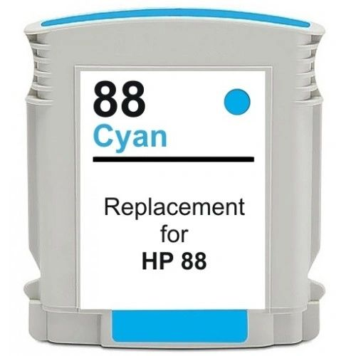 Dubaria 88 Cyan Ink Cartridge For HP 88 Cyan Ink Cartridge