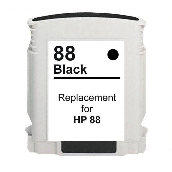 Dubaria 88 Black Ink Cartridge For HP 88 Black Ink Cartridge