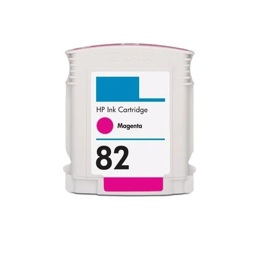 Dubaria 82 Magenta Ink Cartridge For HP 82 Magenta Ink Cartridge