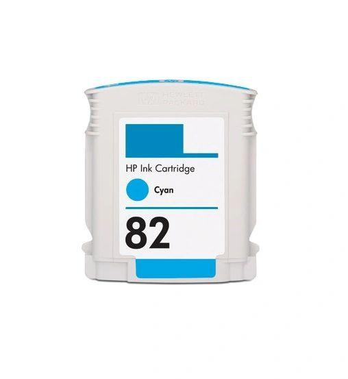 Dubaria 82 Cyan Ink Cartridge For HP 82 Cyan Ink Cartridge