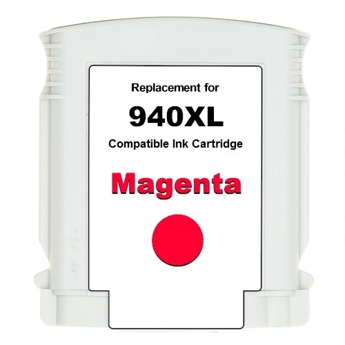 Dubaria 940 XL Magenta Ink Cartridge For HP 940XL Magenta Ink Cartridge