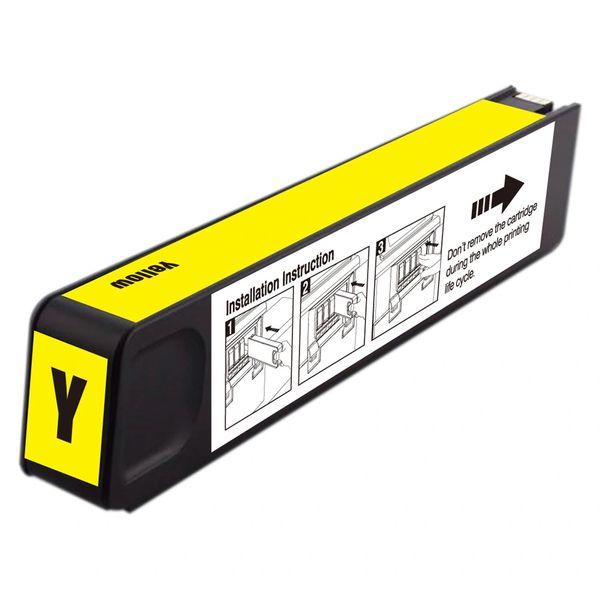 Dubaria 971 XL Yellow Ink Cartridge For HP 971XL Yellow Ink Cartridge For Use In OfficeJet Pro X476dn MFP, X476dw MFP, X576dn MFP, X576dw MFP, X451dn, X451dw, X551dw Printers