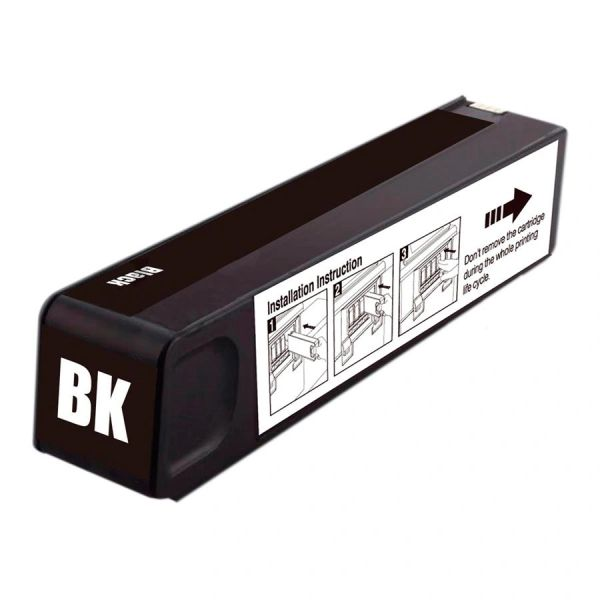 Dubaria 970 XL Black Ink Cartridge For HP 970XL Black Ink Cartridge For Use In OfficeJet Pro X476dn MFP, X476dw MFP, X576dn MFP, X576dw MFP, X451dn, X451dw, X551dw Printers