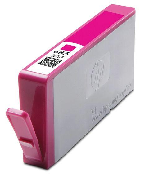 Dubaria 685 Magenta Ink Cartridge For HP 685 Magenta Ink Cartridge