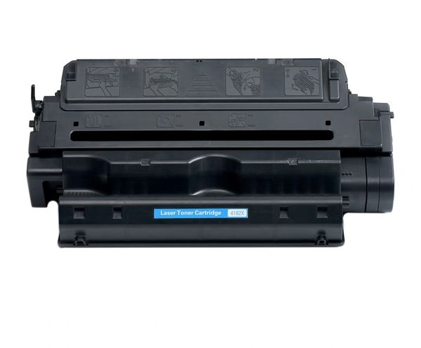 Dubaria 82X Black Toner Cartridge Compatible For HP 82 X / C4182X Toner Cartridge